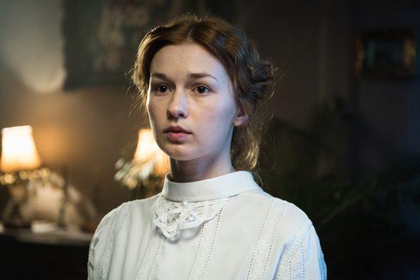 Belle Epoque, Odcinek 4, Paulina Szostak - Faustyna Hartman, Fot. TVN/Mirosław Sosnowski
